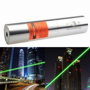 U King ZQ-J12L 520nm Green Light Power Beam Burning Laser Suit With US Charger