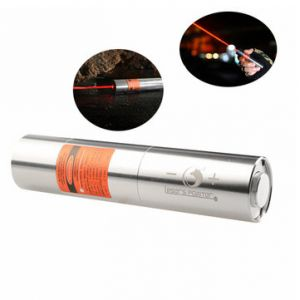 U King ZQ-J12 638nm Red Light Powerful Buring Laser Flashlight With EU Charger
