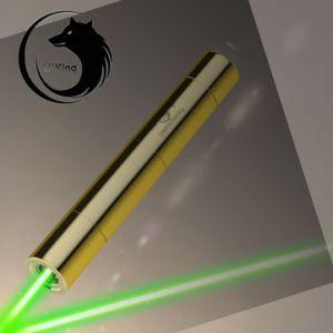 U King ZQ-J19 532nm Green High Power Buring Laser Flashlight Suit