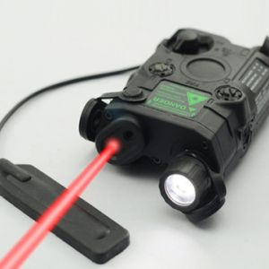 AN/PEQ-15 Red Laser And Flashlight