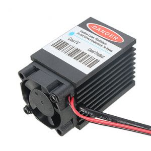 JLM45160ZA-O1Y5 450nm 12V 2A High Power Blue Light Laser