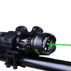 HJ G20 Hand-held 532nm 50mw Green Light Laser 16340