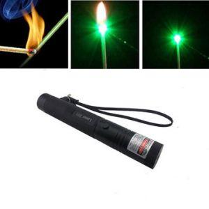 G301 Focus Burn 532nm Green Laser Pointer Pen Lazer Visible Beam 5mw