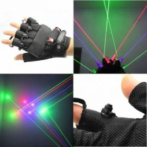 LT-xe5460 532nm 650nm 405nm Gloves Green Laser Gloves 1mw/5mw 1x18650