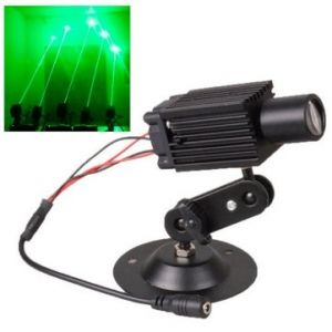 3V 532nm 5MW Green Beam Laser Module For Stage Positioning