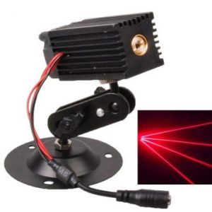 3V 650nm 5MW Red Beam Laser Module For Stage Positioning