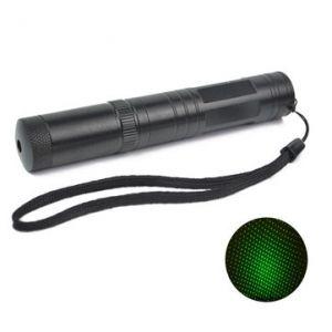 LT-851 532nm Multi-Point Green Star Laser Pointer Flashlight 1mw/5mw
