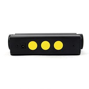 LT-0885 Double Heads Light Laser Sword Green Laser Pointer(2mw,532nm,1x18650)