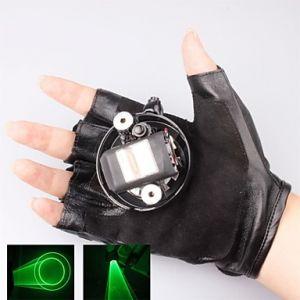 LT-532 Glove Green Laser Pointer(5MW,532nm,1xLithium Battery,Black)