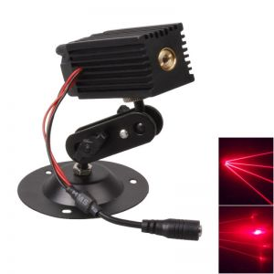 660 ZC03 5mW Red Laser Module for Laser Positioning Laser Range Measurement Black