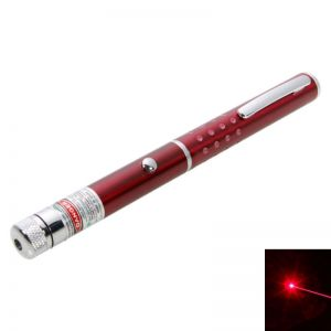 5mW Professional Gypsophila Light Pattern Red Laser Pointer Blue Red