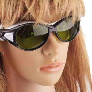 1064nm Laser Eyes Protective Goggle Glasses Green